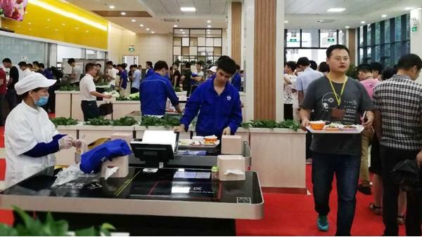智慧食堂:食堂管理对于企业究竟有多重要?